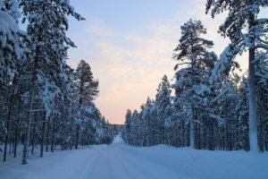 オーロラ、フィンランド、ホテル、時期、確率、場所、服装、予報、ブログ、場所、イヴァロ