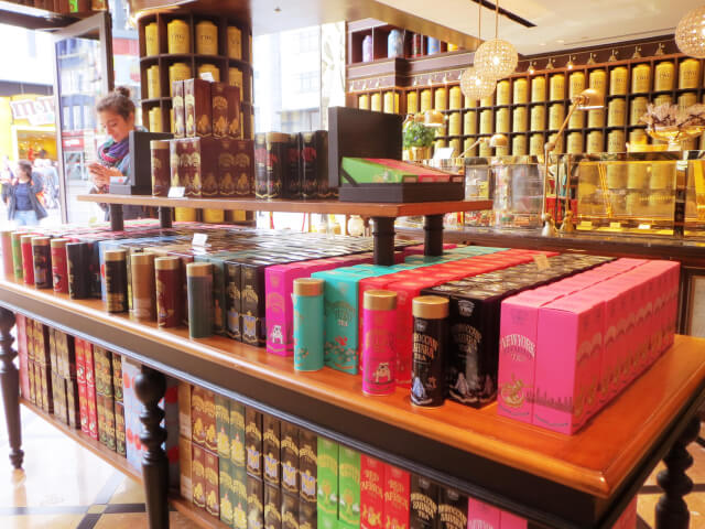 TWG 紅茶 ロンドン レスタースクエア