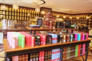 TWG 紅茶 ロンドン おすすめ レスタースクエア