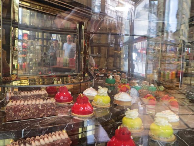 TWG ケーキ ロンドン