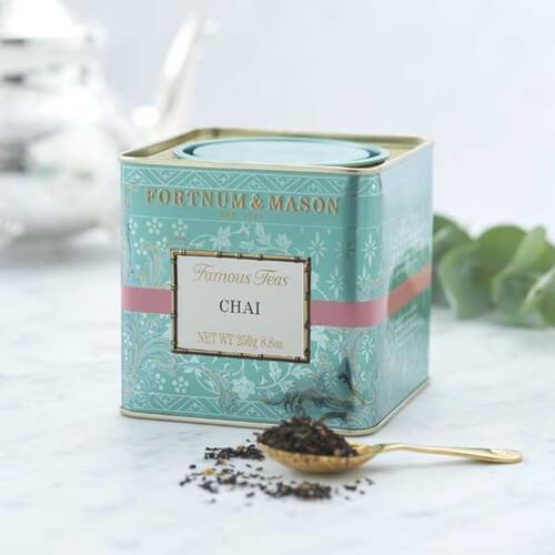 紅茶おすすめ、美味しい、紅茶ブランド、イギリス、ロンドン、フォートナム&メイソン、チャイ
