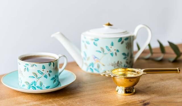 フォートナム&メイソン、ロンドン、アフタヌーンティー、紅茶