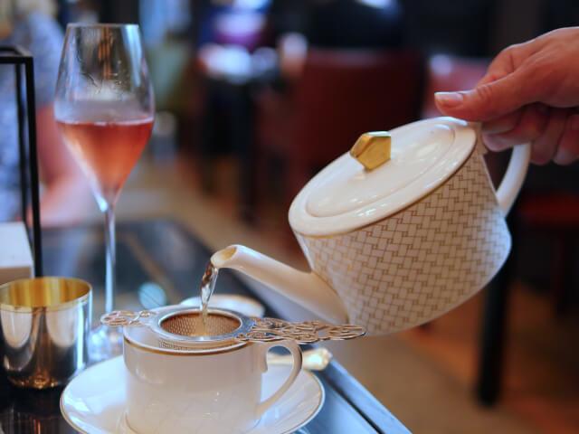 ローズウッドホテル、アフタヌーンティー、Rosewood London, 紅茶、マリアージュフレール