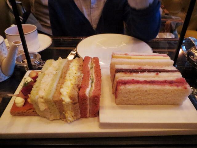 ローズウッドホテル、アフタヌーンティー、ロンドン、サンドイッチ、Rosewood-London, Children's-Afternoon-Tea, 子ども