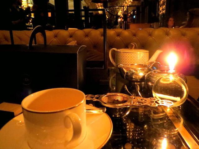 ローズウッドホテル、アフタヌーンティー、お持ち帰り、料金、紅茶、キャンドル、Rosewood-London